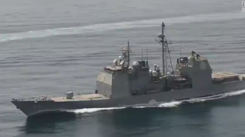 lead dnt sciutto U.S. warships in yemen message to Iran_00002919