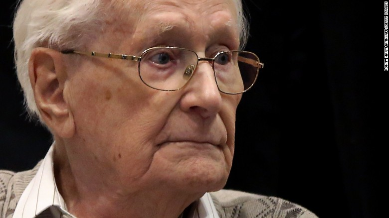 Former Nazi officer Oskar Groening gets 4-year sentence