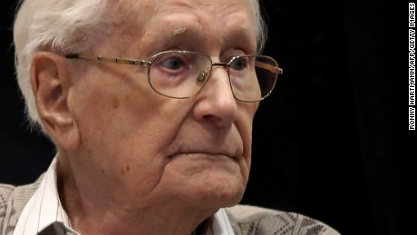 Auschwitz guard trial: Moral vs. criminal culpability