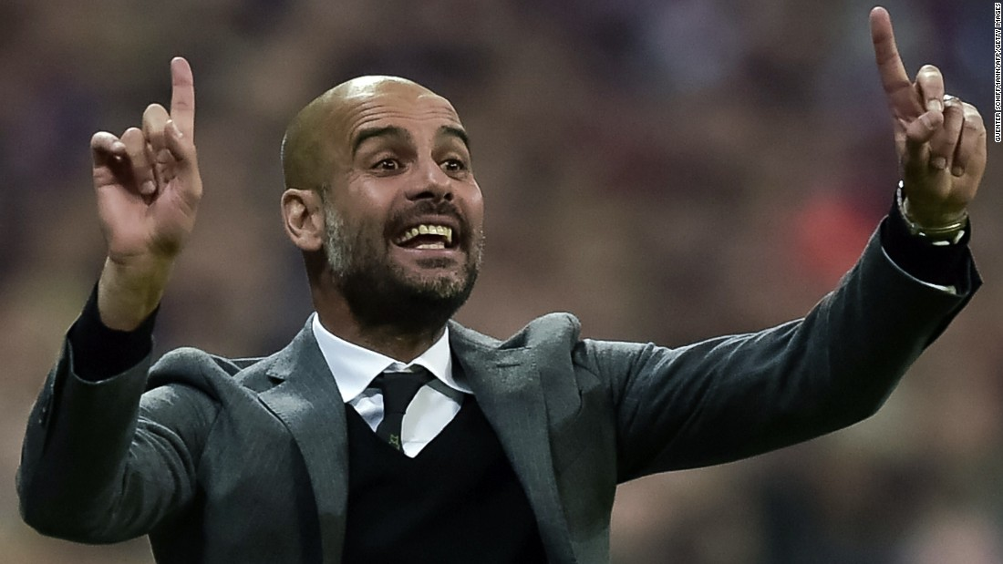 Few sides will fancy meeting Bayern in the final four and its coach Pep Guardiola could now face his former side Barcelona. Guardiola led the Spanish club to two Champions League crowns during his four-year reign.