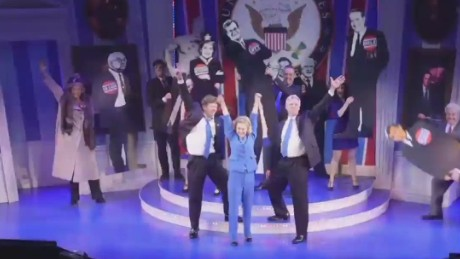 'Clinton the Musical ' is now Off Broadway