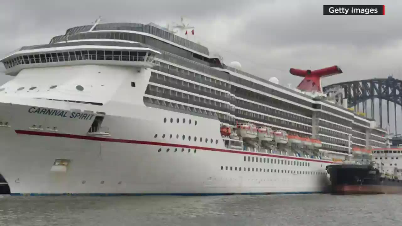 Cruise Ship Docks After Getting Stranded In Storm CNN Video - Stranded cruise ship