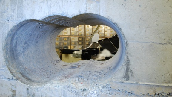 "The heist in April targeted the Hatton Garden Safe Deposit Ltd., which has been ""the epicenter of London"