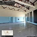 Google Street view robben island dining hall