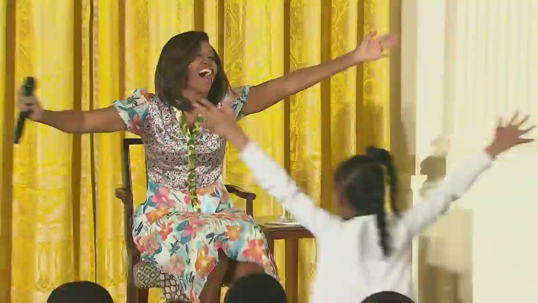 Little Girl To Michelle Obama Youre Too Young For 51 -5253