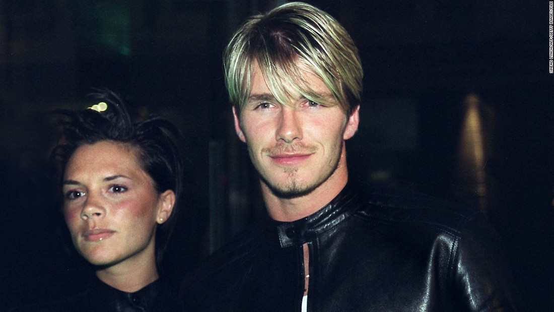 "In 1998, Beckham was widely mocked for wearing a sarong -- but his ""metrosexual"" look was at the forefront of a new sensitive male image emerging from the lager-fueled UK ""Lad culture"" of that decade."
