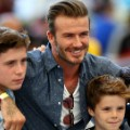 david beckham boys 2014 world cup
