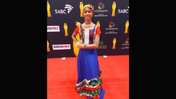 At just 12 years old, Zuriel Oduwole has already made four documentaries.
