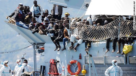 Why the Mediterranean traffickers aren't the problem