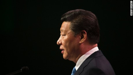 President Xi Jinping has been presiding over a massive anti-corruption drive.