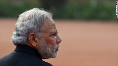 Prime Minister Narendra Modi is the architect of India's big pro-business push.