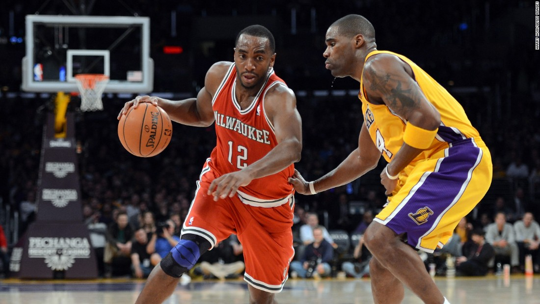 Cameroonian Luc Mbah a Moute was a product of the Basketball Without Borders camp, organized by FIBA and the NBA.