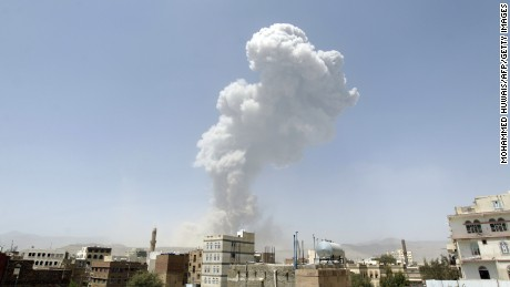 Saudi airstrikes continue in lead up to Yemen ceasefire