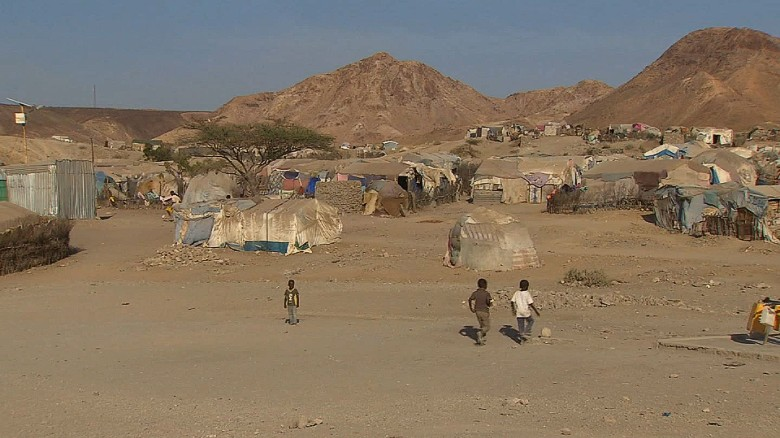 Eritrean refugee: 'We are living in limbo'