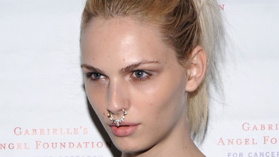 Former male model Andrej Pejic revealed to People magazine in July 2014 that she has undergone sex reassignment surgery and is now Andreja.