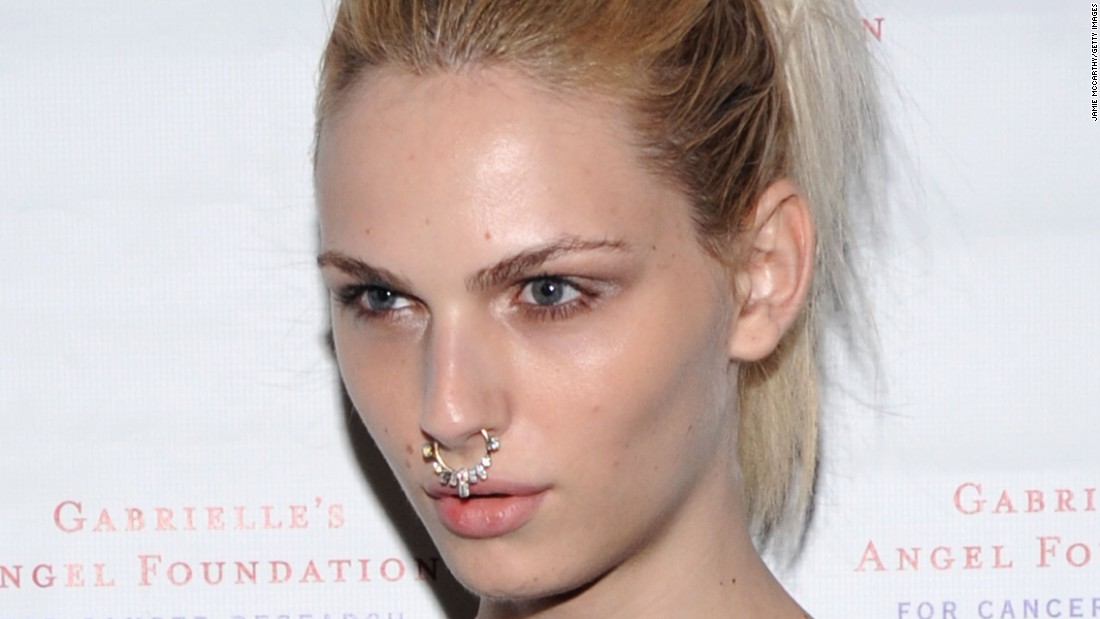 "Former male model Andrej Pejic <a href=""http://www.people.com/article/andrej-pejic-sex-reassignment-surgery-exclusive"" target=""_blank"">revealed to People magazine</a> in July 2014 that she has undergone sex reassignment surgery and is now Andreja."