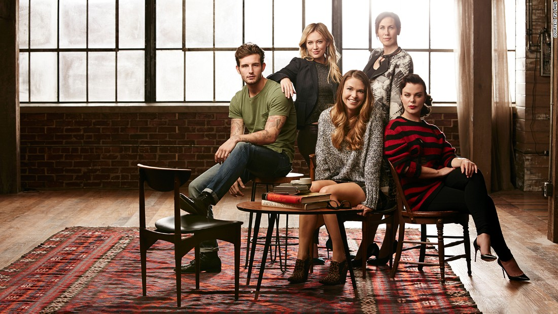 """Younger,"" Tuesday 10 p.m., TV Land"