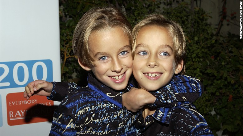 2005: 'Everybody Loves Raymond' kids speak at finale