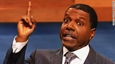 Creflo Dollar, an Atlanta-based televangelist, persuaded his congregation to buy him a private jet.