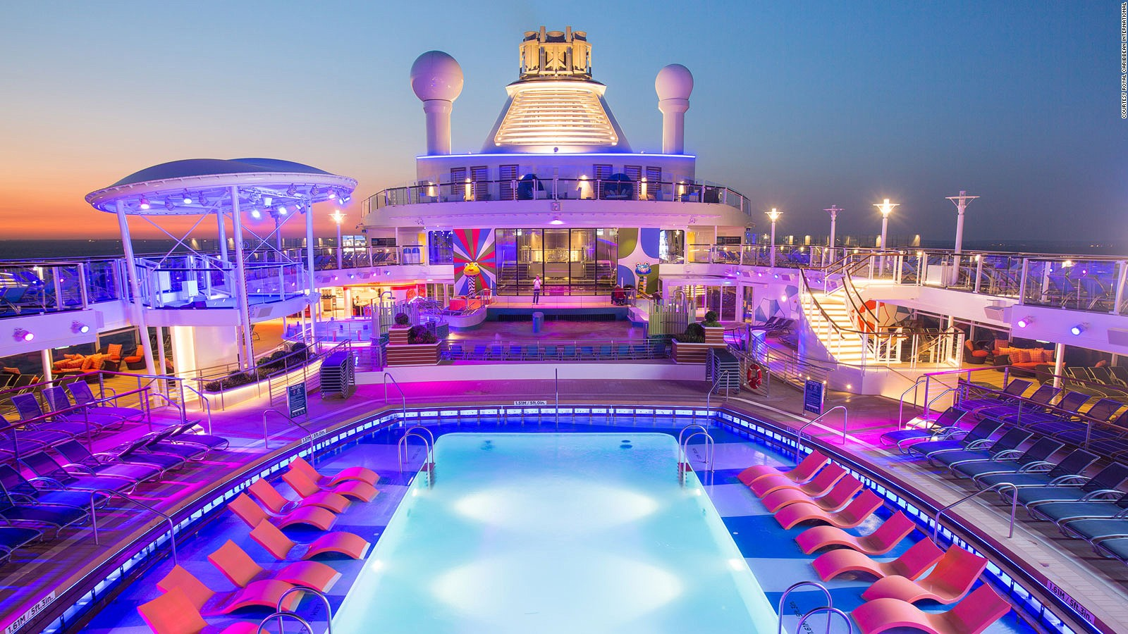 Anthem Of The Seas Wired Weird Future Of Cruises Cnn Travel