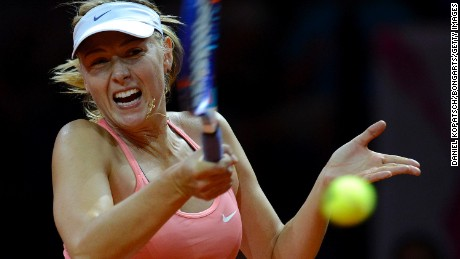 Maria Sharapova's comeback leaves women's Tour divided