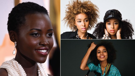 An increasing number of African women, including film and music stars like Kenyan actress Lupita Nyong'o, Somali singers Faarrow  (Iman and Siham Hashi) and Nigerian singer Nneka, are rocking natural hair like never before -- and entrepreneurs have been quick to jump on the beauty bandwagon.