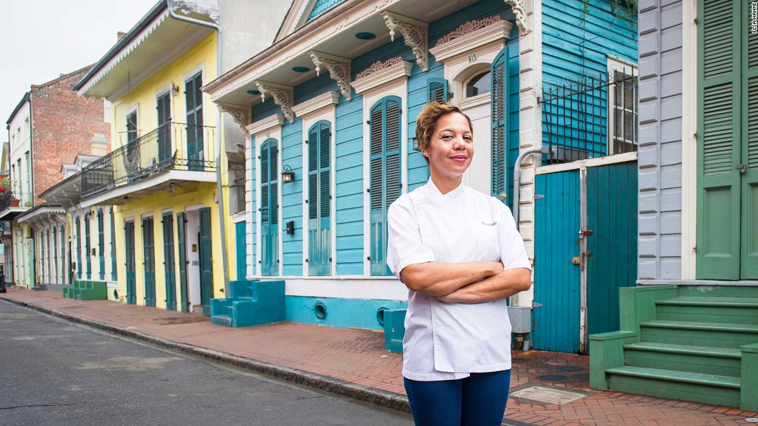 "St. Lucia-native Nina Compton, competitor in season 11 of the hit show ""Top Chef,"" is bringing her island flavors, with a focus on local ingredients, to a yet-to-be-named spot inside the new Old No. 77 Hotel."