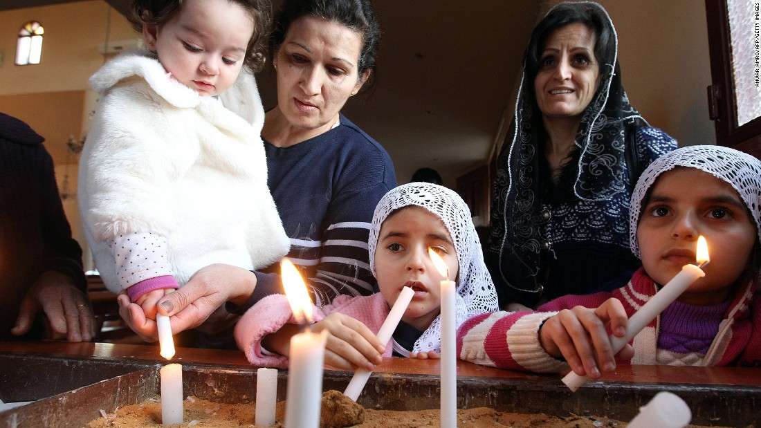 Group: ISIS releases 37 elderly Assyrian Christians