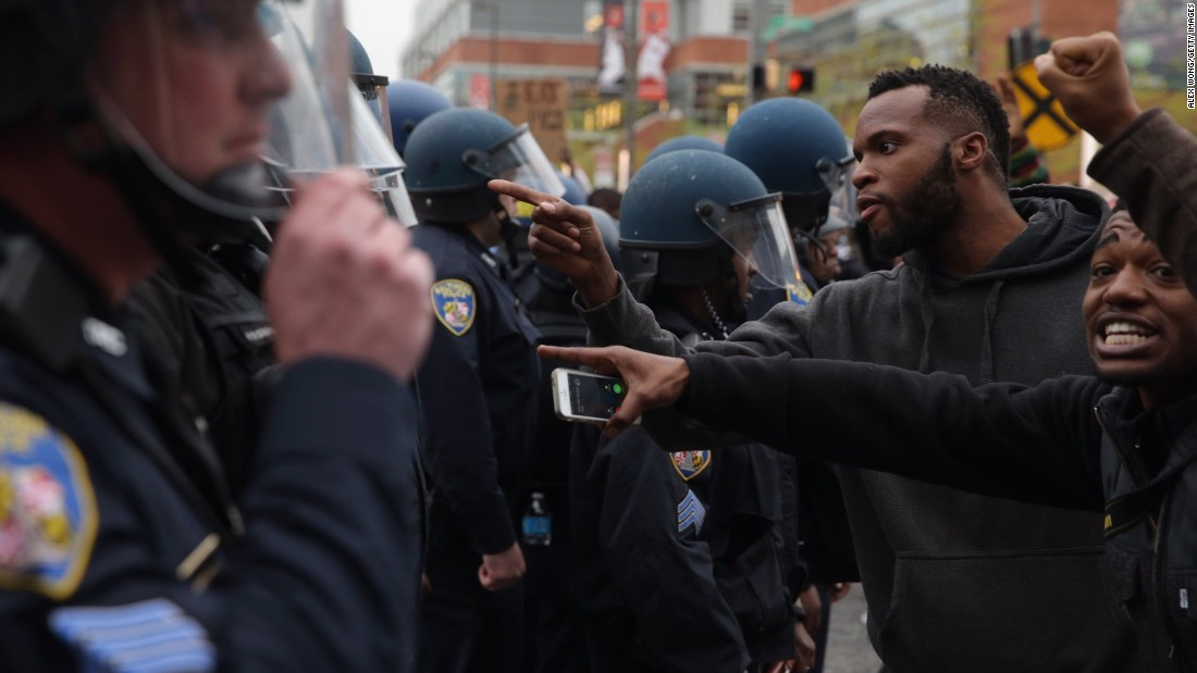 Baltimore riots: A timeline - CNN