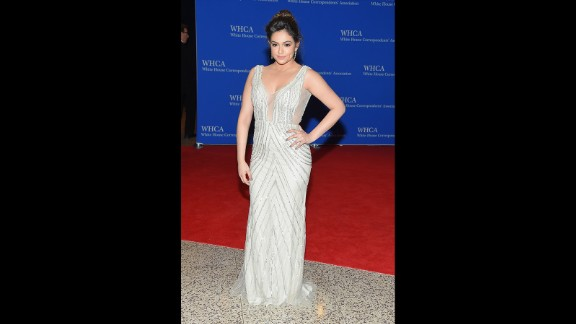Social media personality Bethany Mota attends the 101st Annual White House Correspondents' Association Dinner at the Washington Hilton on April 25, 2015 in Washington, D.C.