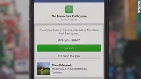 Facebook helping to find the missing in Nepal