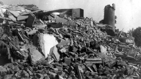 On July 27, 1976, a magnitude-7.5 earthquake killed an estimated 242,769 people in Tangshan, China. Unofficial estimates put the toll at much higher, perhaps 655,000 deaths.