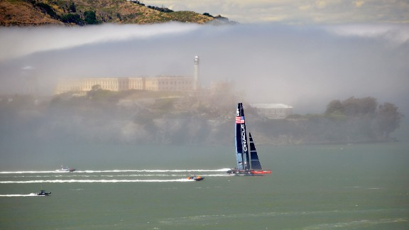Team Oracle  training in San Francisco Bay in 2013.