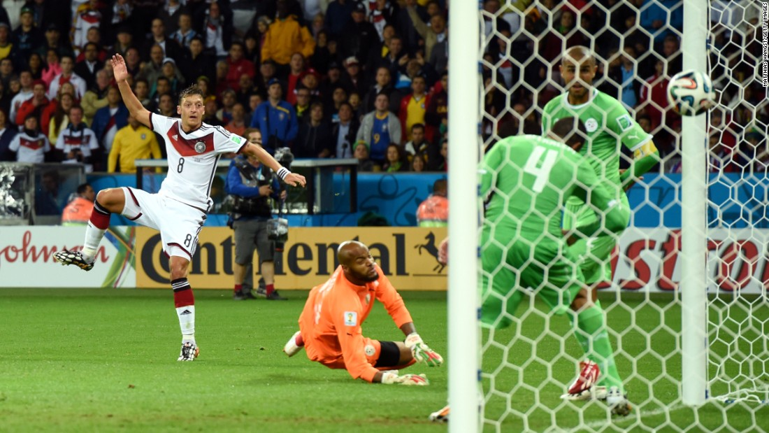 Algeria impressed at last summer's World Cup taking eventual champion Germany to extra-time in the last-16 stage, before losing the tie 2-1.