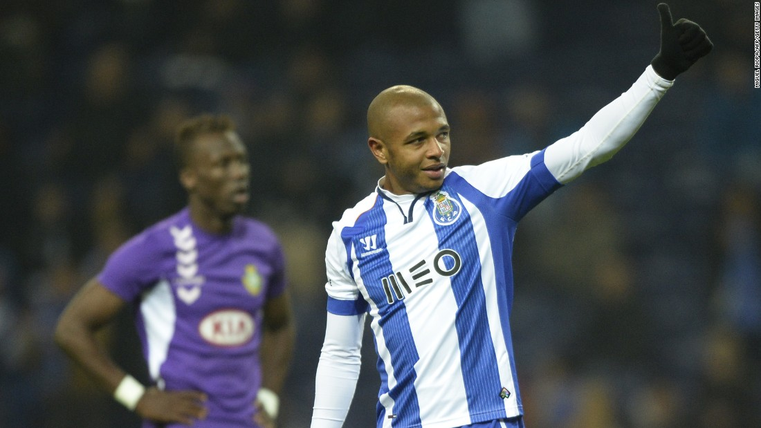 Yacine Brahimi of Porto is one of Algeria's star players. Brahimi was born in France but opted to represent Algeria instead, with the likes of Nabil Bentaleb and Sofiane Feghouli also choosing to do the same.