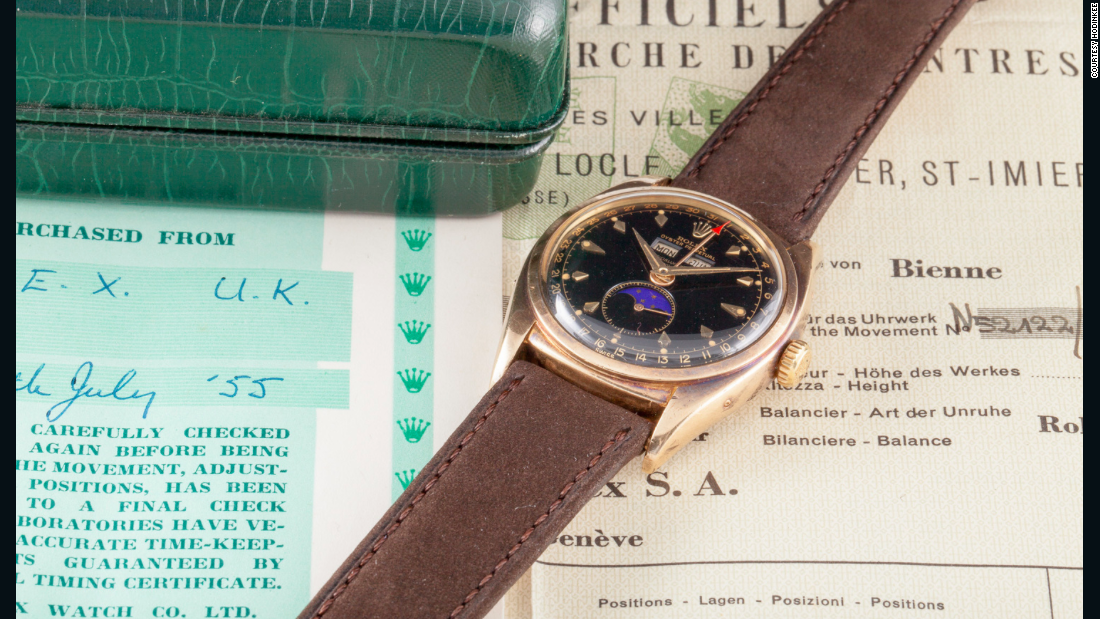 The 6062 is Rolex's waterproof calendar watch, and a favorite among seasoned collectors