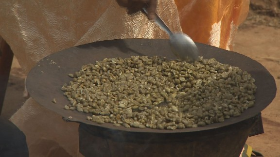 Ethiopia is widely considered the birthplace of coffee, and as such, it's no surprise that the beverage plays heavily in Ethiopia's culture, tradition and economy. Guests are often treated to a coffee ceremony, and coffee accounts for about 25% of Ethiopia's export earnings.
