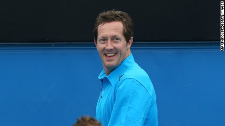 Jonas Bjorkman will be with Andy Murray until at least the end of the U.S. Open in September.