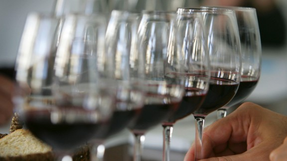 Red wine is full of polyphenols, which help keep the gut healthy. So drink up, but keep to one glass a day.