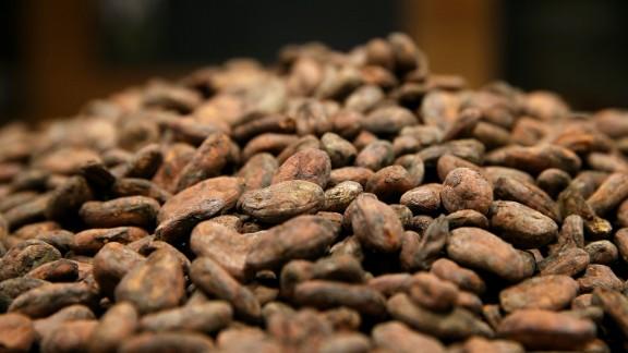 In moderation, dark chocolate is full of gut-loving ingredients.