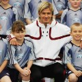david beckham london academy
