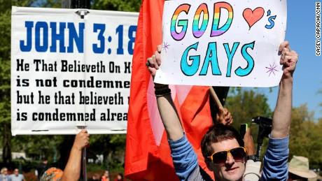 from Julien gay marriage bills