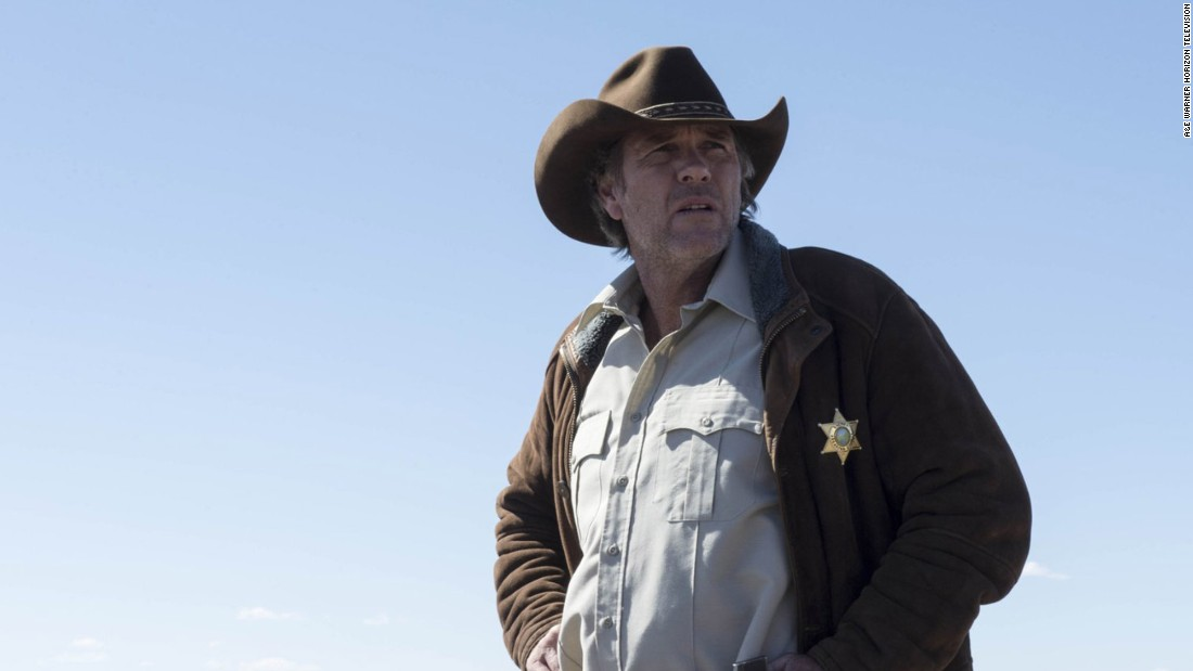 "<strong>""Longmire"" Season 3:</strong>  A&E struck gold with this crime drama based on the Walt Longmire mystery novel series about a sheriff in Wyoming. <strong>(Netflix) </strong>"