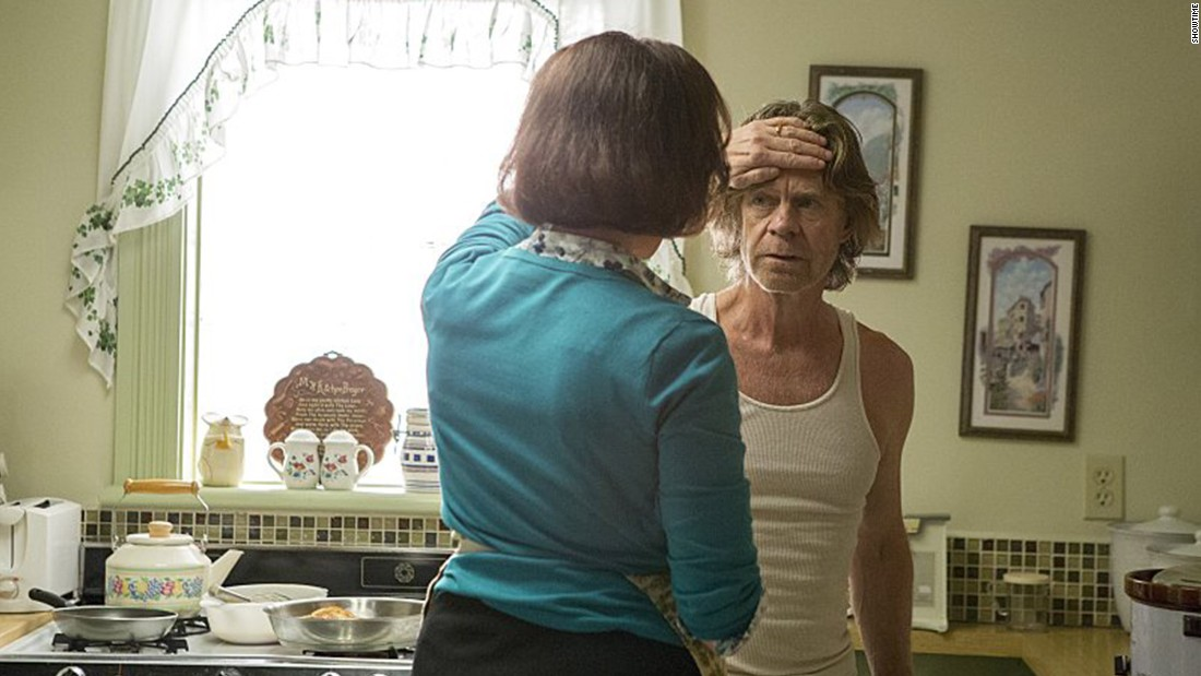 "<strong>""Shameless"" Series 10: </strong>William H. Macy stars as the patriarch of a dysfunctional family in this Showtime series. <strong>(Netflix) </strong><br />"