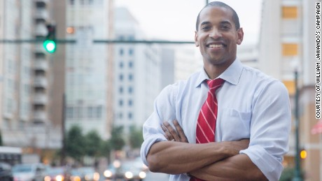 William Jawando, a former Obama administration official, is running for Congress in Maryland.