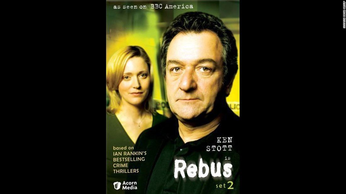 "<strong>""Rebus"" Series 2-4: </strong>Based on the Inspector Rebus novels by Scottish author Ian Rankin, this series set in Edinburgh ran for four seasons.<strong> (Acorn) </strong>"