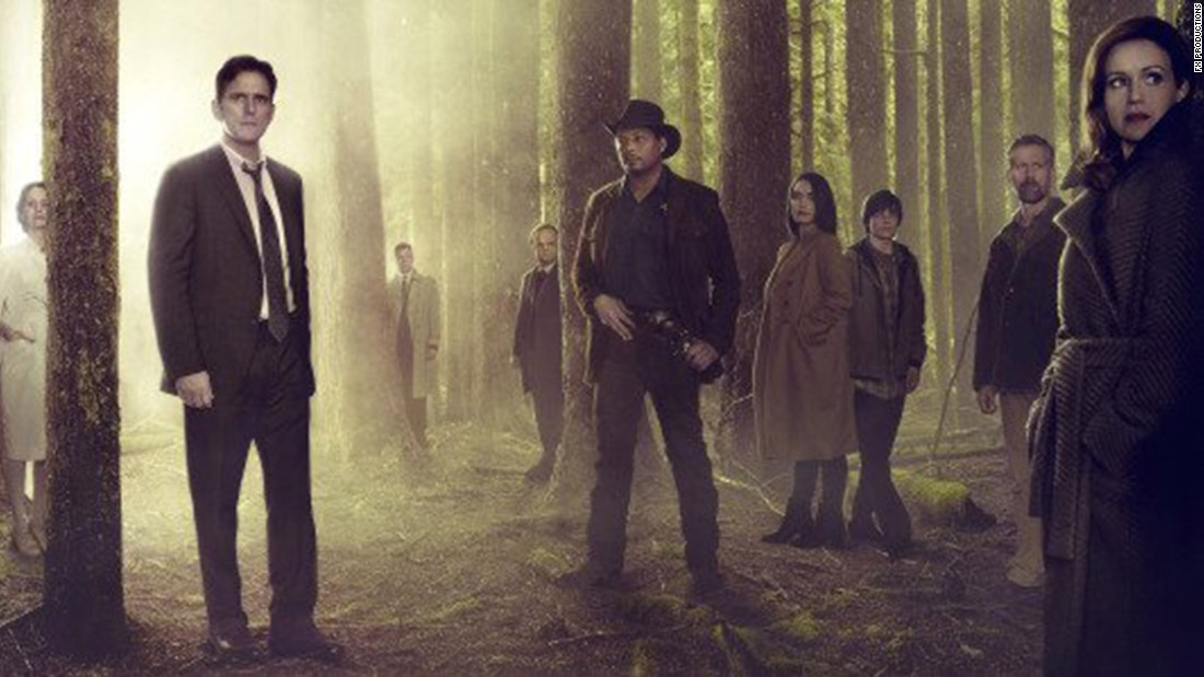"<strong>""Wayward Pines"": </strong>Matt Dillon, Juliette Lewis, and Terrence Howard star in this quirky, suspenseful Fox miniseries which is executive produced by M. Night Shyamalan. <strong>(iTunes, Hulu) </strong>"
