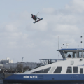 kevin langeree ferry take-off