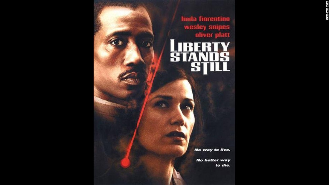 "<strong>""Liberty Stands Still"" (2002):</strong>  A man grieving the death of his daughter after a high school shooting takes the<strong> </strong>wife of a gun manufacturer hostage in this drama. <strong>(Amazon Prime) </strong>"