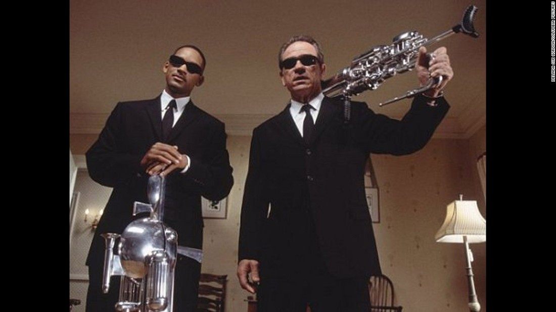 "<strong>""Men in Black II"" (2002): </strong>Will Smith and Tommy Lee Jones reprise their roles as secret agents who patrol extraterrestrial lifeforms. <strong>(Amazon Prime) </strong>"